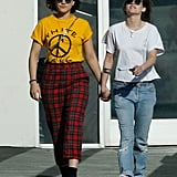 Kristen Stewart and Soko Out in LA April 2016 | Pictures