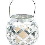 Galvanized Metal Led Lantern