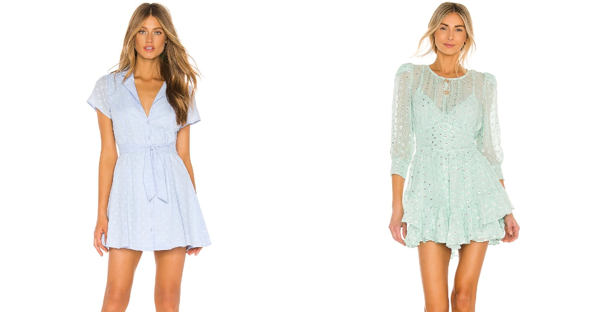 28 Pretty Revolve Dresses That'll Make You Constantly Check For Sunny Days This Spring