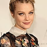 Many consider braids too casual for the red carpet, but Jessica Stam proves that there is always room for a braid or two, even if the event is as classy as an after-5 affair.