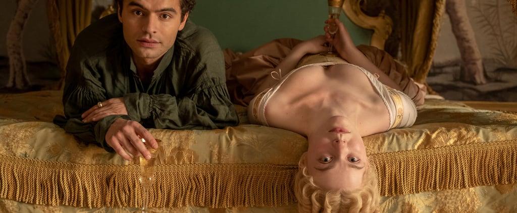 Q&A: Sebastian de Souza on Playing Leo on Hulu's The Great