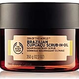 The Body Shop Brazilian Cupuacu Scrub-in-Oil