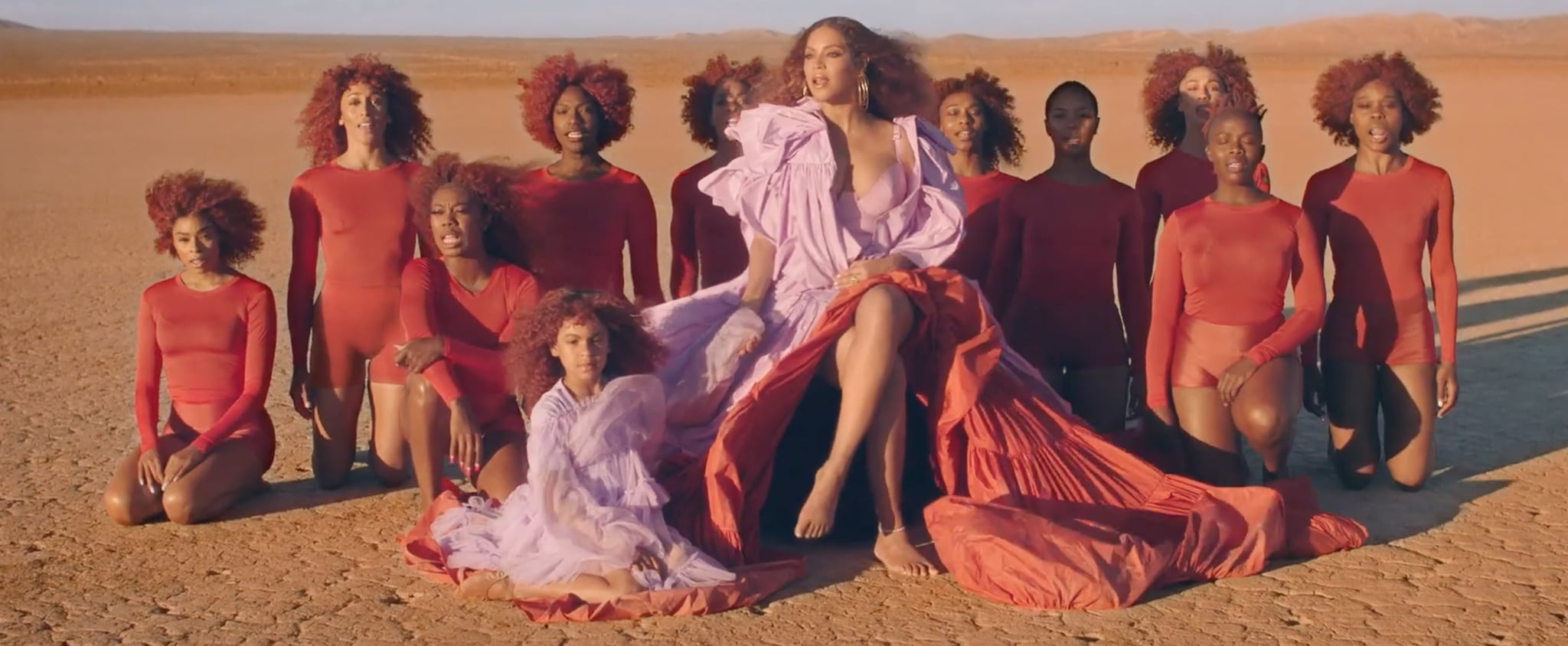 "Beyoncé's ""Spirit"" Music Video"