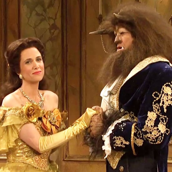 SNL Beauty and the Beast Skit With Kristen Wiig