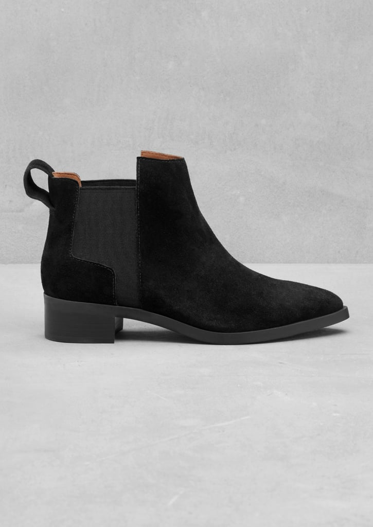 06422854c4d   Other Stories Suede Ankle Boots ( 150)