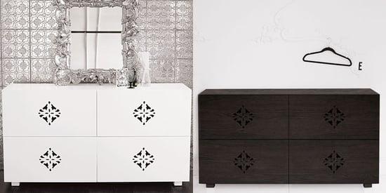 Crave Worthy: Brocade Home Pattern Dresser
