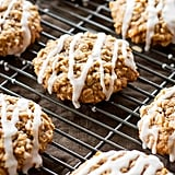 Caramelized Apple Oatmeal Cookies