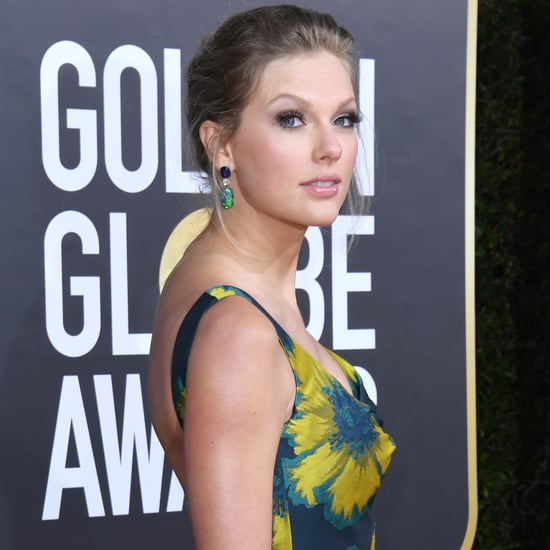 Taylor Swift at the Golden Globes 2020