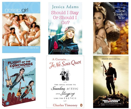 PopSugarUK's Must Haves of Films, DVDs, Books and CDs Released in August 2009