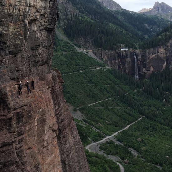 Telluride's Via Ferrata in Colorado