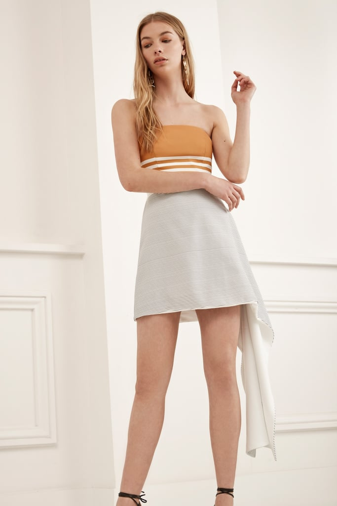 This C/MEO Collective Element Bustier Dress ($180) is one step above a mini dress.