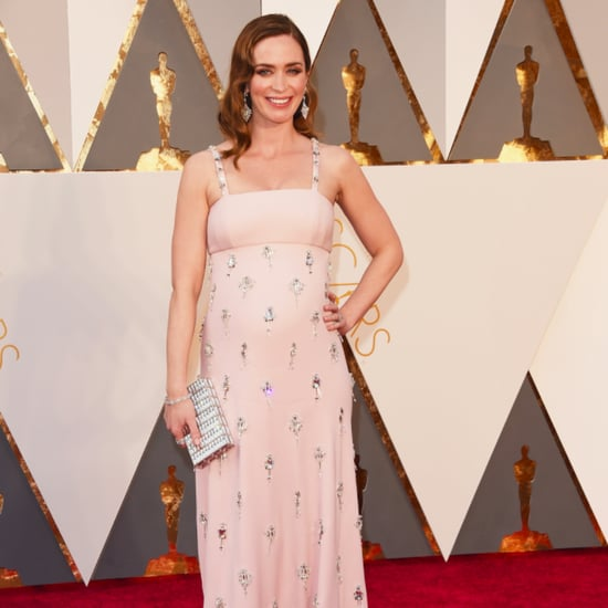 Emily Blunt at Oscars 2016