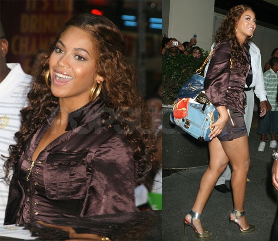 Beyonce Knowles How Much That Bag Cost