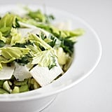 Lemony Celery and Parmesan Salad