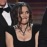 Winona Ryder's Reaction to Stranger Things Winning SAG Award