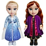 Disney Frozen 2 Princess Anna and Elsa Sister Interactive