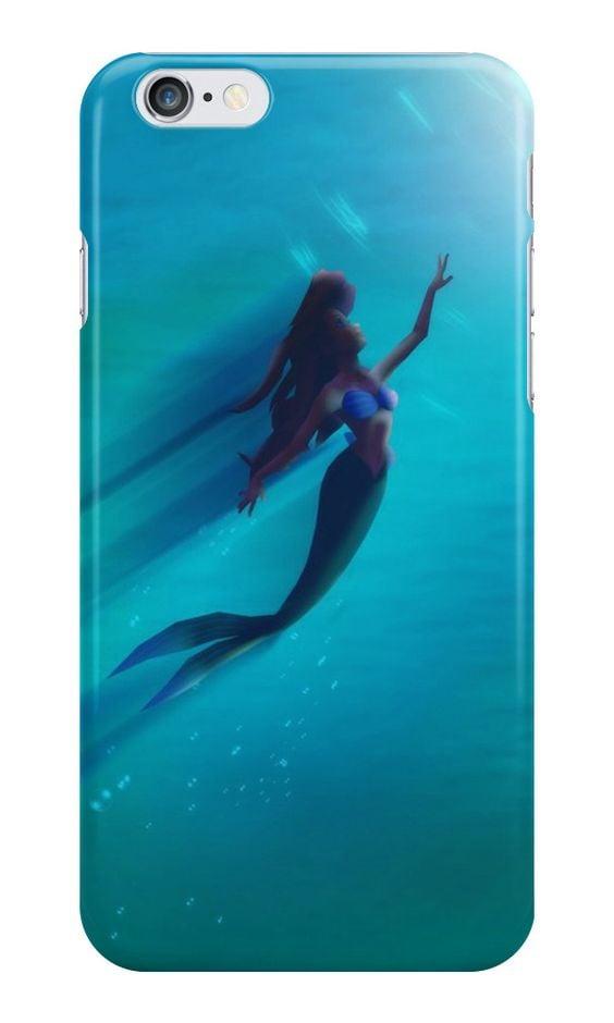 The Little Mermaid case ($23)