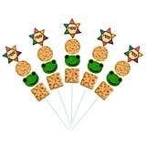 Passover Marzipan Kabobs