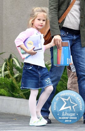 Best Dressed Celebrity Kids