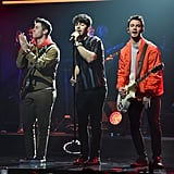 May: The Jonas Brothers Made an Impromptu Appearance at the Upfronts