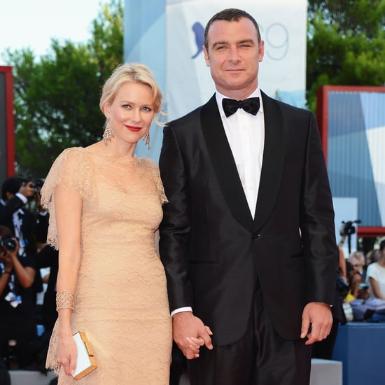 Naomi Watts and Liev Schreiber Holding Hands at 2012 Venice Film Festival The Reluctant Fundamentalist Premiere