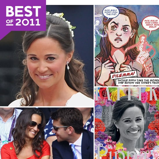 A Year of Pippa Middleton Mania
