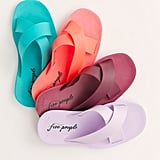 FP Collection Palm Beach Jelly Slide Sandal