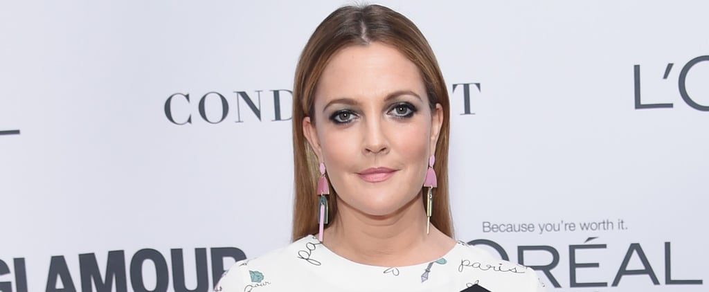 Drew Barrymore Helps Her Daughter Olive Deal With Their Time Apart