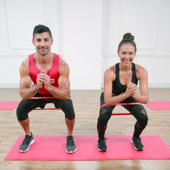 Live Workouts on POPSUGAR Fitness's Instagram, Week of 6/22
