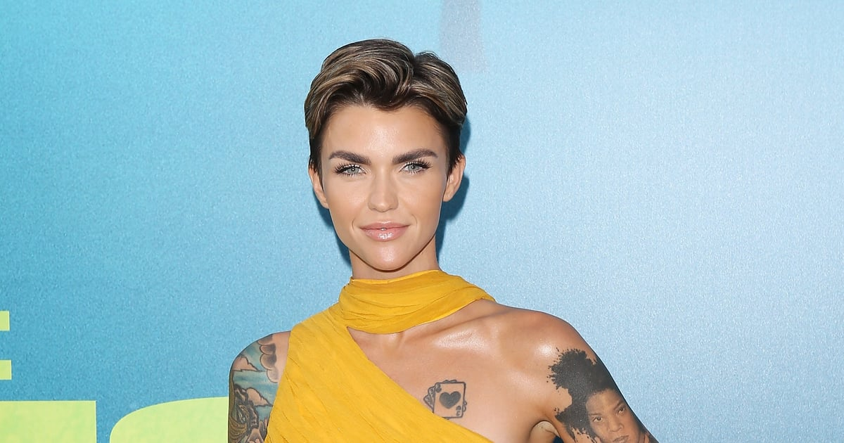 Ruby Rose Has a New Hair Colour, and We Can't Stop Staring
