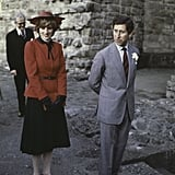 When Charles's Tie and Diana's Outfit Were a Perfect Match