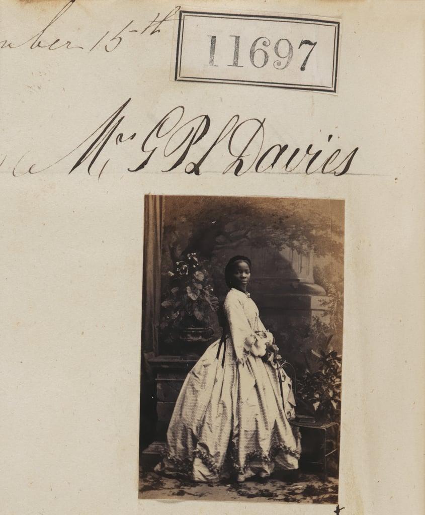 Queen Victoria's African Goddaughter Sarah Forbes Bonetta