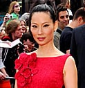 Look of the Day — Lucy Liu