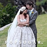 Sara Rue and Kevin Price exchanged vows at Pacific Palisades's Bel Air Bay Club in May 2011.