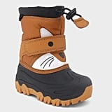 Cat & Jack Bernardo Wolf Winter Boots