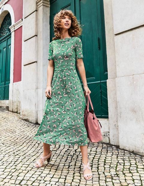Boden Ava Jersey Midi Dress