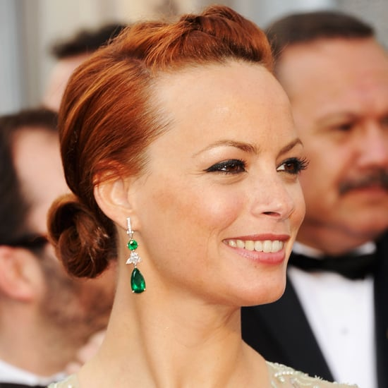 The Artist Star Bérénice Bejo's Hair and Makeup Look at the 2012 Oscars