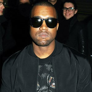Kanye West to Study Fashion at Central Saint Martins