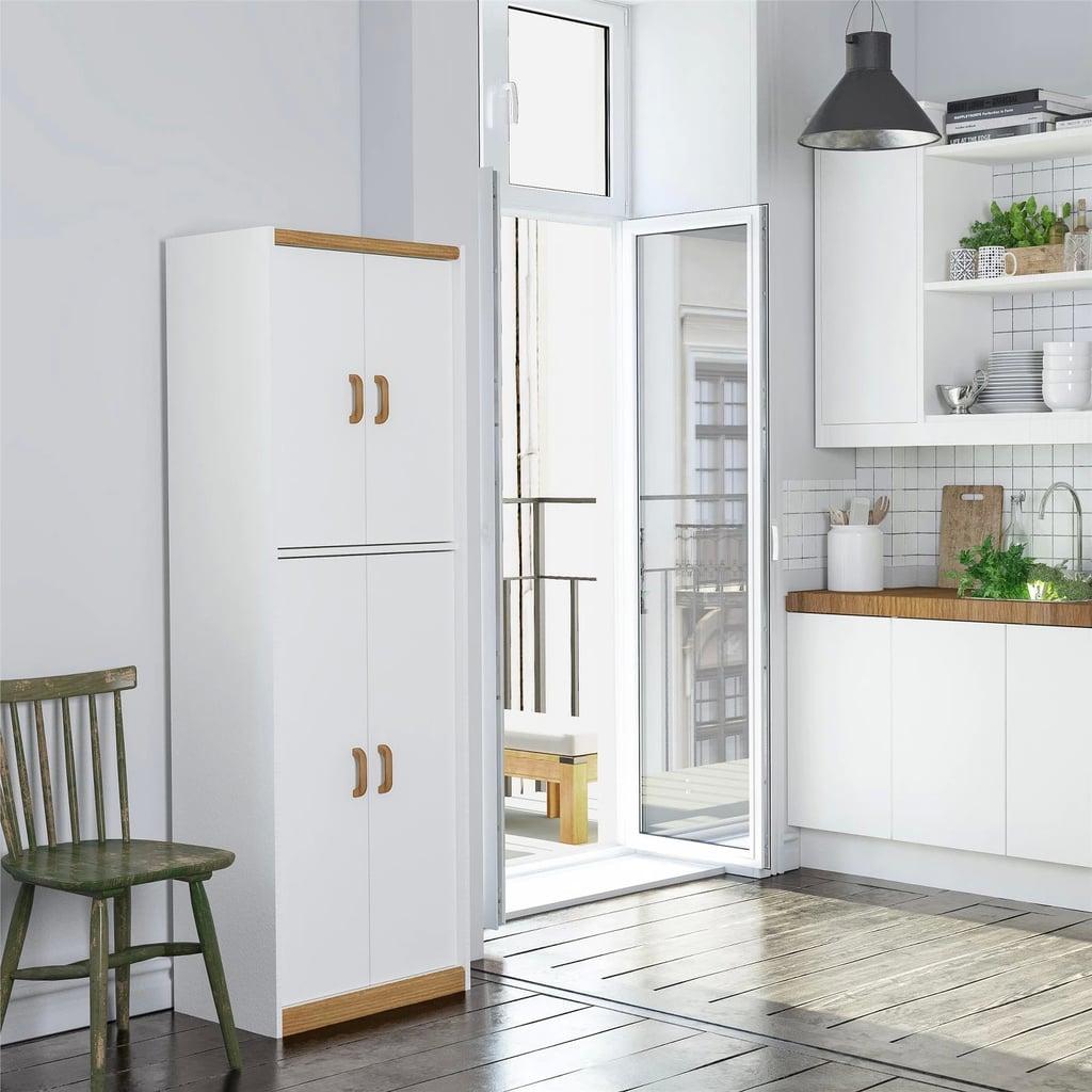 Daywood Kitchen Pantry Cabinet