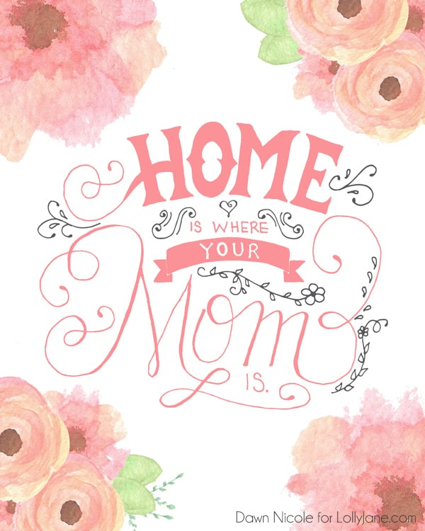 image regarding Free Printable Mothers Day Cards to Color named No cost Moms Working day Card Printables POPSUGAR Clever Residing