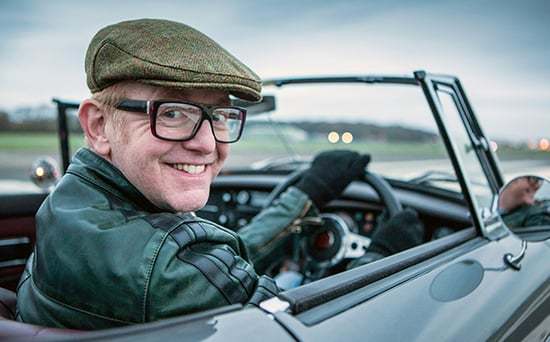From EW: Chris Evans Leaves Top Gear After Only 5 Episodes