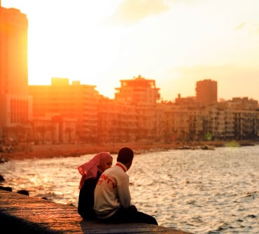 Flirting With Jail? 400 Egyptian Teens Arrested For Flirting