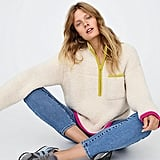 Frnch Stasia Sherpa Pullover