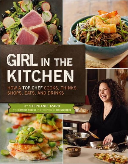 Our Pick: Girl in the Kitchen by Stephanie Izard
