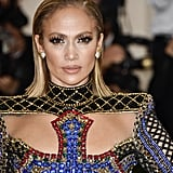 Jennifer Lopez at the Met Gala