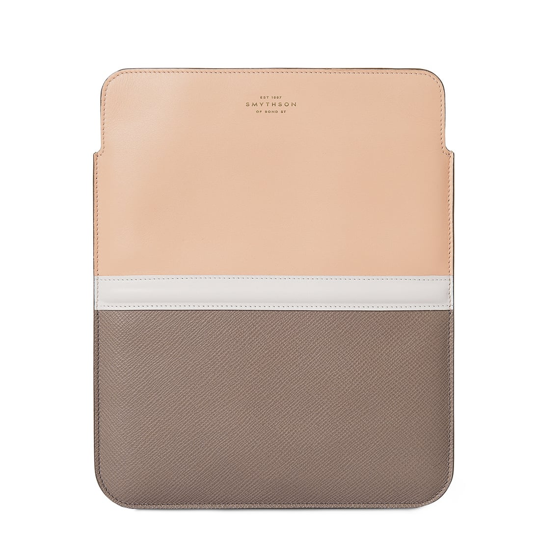 Leather ipad case Coach Navy in Leather - 3811252 | 1100x1100