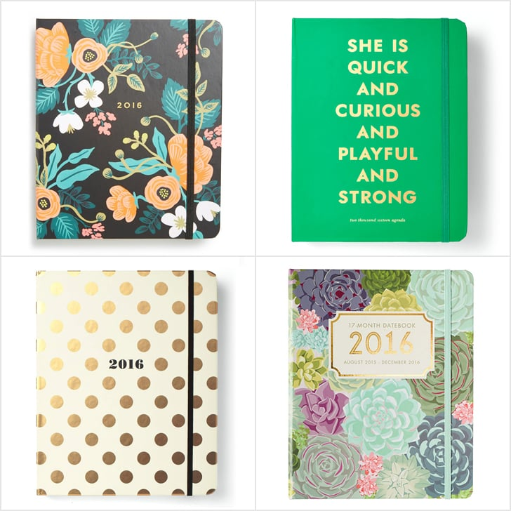 39 Chic Agendas For an Organized New Year