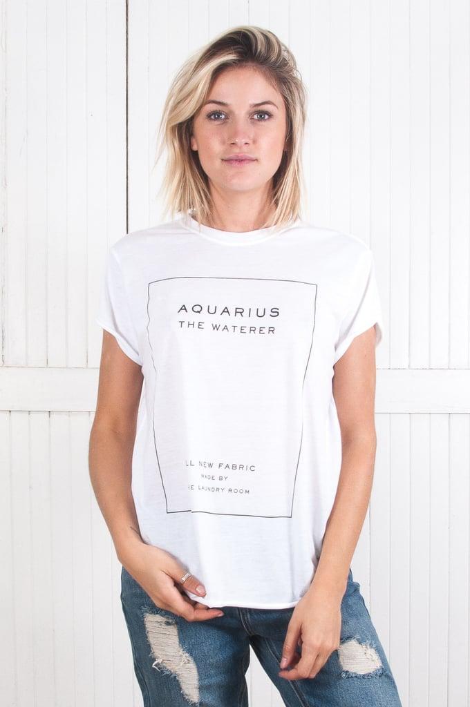 Aquarius Tee ($56)