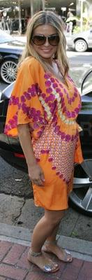 Celeb Style: Carmen Electra