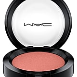 Mac in Monochrome See Sheer Collection Powder Blush in See Me Blush